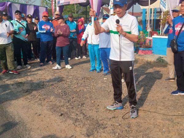 PD KNPI adakan Jalan Sehat bersama Masyarakat dalam Rangka Hari Sumpah Pemuda
