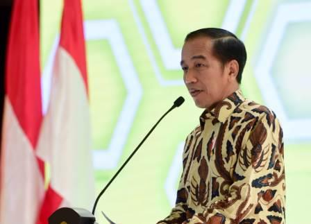 JOKOWI SINDIR RIBUAN BUMDes TAK SUMBANG PENDAPATAN KE DESA