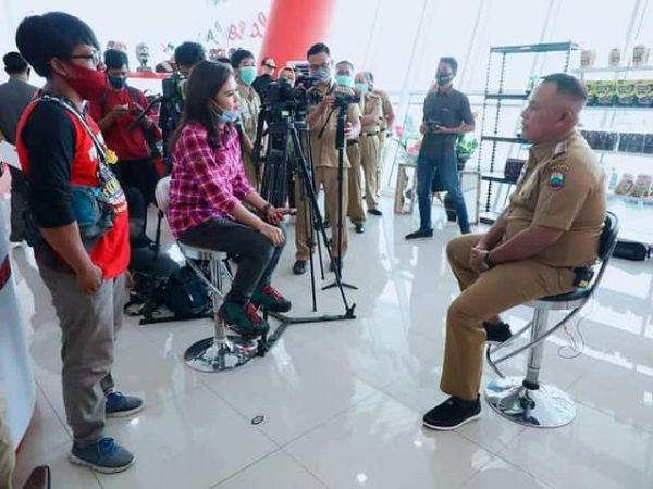 Masuk dalam Program Acara Stasiun Televisi Nasional, Nanang Promosikan Potensi Wisata di Lampung Selatan