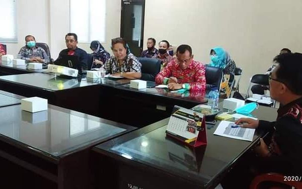 Dinilai Berhasil Melindungi lahan Pertanian, Pemerintah Pusat dukung Nanang dalam Majukan Pertanian.