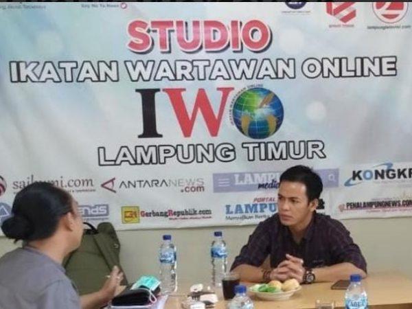 Ketua IWO Lampung Timur, Polresta Metro Harus Klarifikasi Protes Warga Nibung