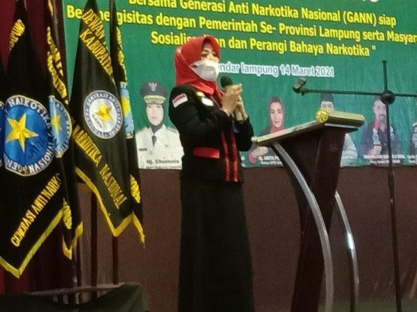 Usai Dilantik, Inilah Program 100 Hari Ketua DPD GANN Anita Putri