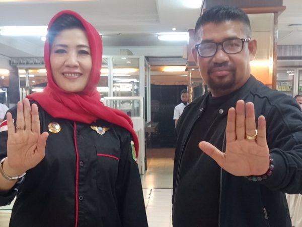 Ketua DPD GANN Lampung, Anita Putri Kutuk Pelaku Bom Makassar
