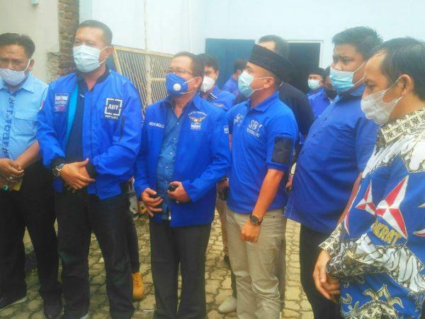 Rapat Pleno DPC PD Lampura Tetapkan M. Agung Cakranegara Gantikan Alm.Edi Sarnobi