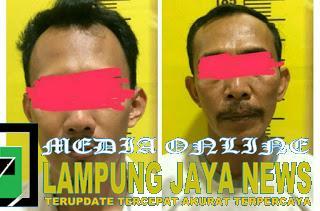 Tertangkap Membawa Narkoba Jenis Sabu, Oknum PNS digelandang Polisi