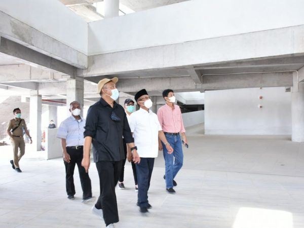 Jalin Silaturahmi, PWNU Lampung lakukan Kunjungan Kerja di Kabupaten Tulang Bawang Barat