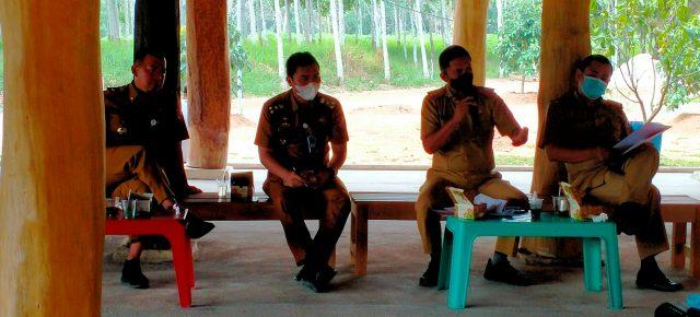 Sambut Hut RI Ke-76, Pemkab Tulang Bawang Barat Gelar Rapat Koordinasi