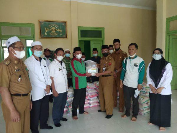 NU Lampung Barat PEDULI KEMANUSIAAN